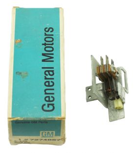 1959 1960 1961 1962 Cadillac (See Details) Blower Switch NOS Free Shipping In The USA