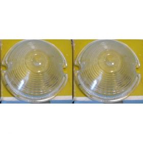 1948 1949 1950 1951 1952 1953 1954 1955 Cadillac (See Details) Parking Turn Signal Lens 1 Pair NOS Free Shipping In The USA