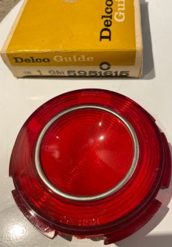 1960 Cadillac Tail light Lens NOS Free Shipping In The USA