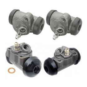 1958 1959 1960 Cadillac (EXCEPT Commercial Chassis) Front and Rear Wheel Cylinders Set (4 Pieces) REPRODUCTION Free Shipping In The USA