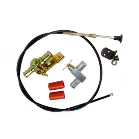 1959 1960 1961 1962 1963 1964 1965 Cadillac Universal Heater Control Valve Cable Kit (Fits 3/4 Inch and 5/8 Inch Valves) REPRODUCTION Free Shipping In The USA
