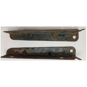 1959 1960 Cadillac Radiator Support Bracket/ Brackets Upper X Rods 1 Pair GR 8.141 USED Free Shipping In The USA