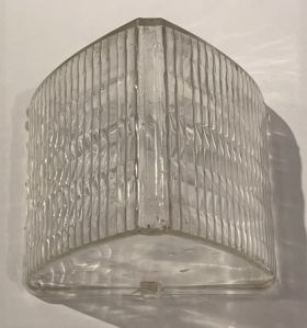 1970 Cadillac (Except Eldorado) Turn Signal Lens Used Free Shipping In The USA