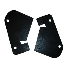 1959 Cadillac Cowl to Fender Rubber Seal 1 Pair REPRODUCTION