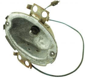 1959 Cadillac (See Details) Outer Parking Turn Signal Lamp Light Assembly USED Free Shipping In The USA