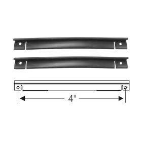 1954 1955 1956 1957 1958 Cadillac Door Bottom Drain Rubber Seals 1 Pair REPRODUCTION