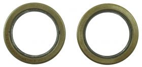 1960 1961 1962 1963 1964 1965 1966 1967 1968 Cadillac (See Details) Front Wheel Bearing Seals 1 Pair REPRODUCTION Free Shipping In The USA