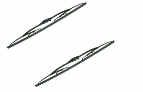 1985 1986 1987 1989 1990 1991 1992 Cadillac (See Details) Wiper Blades Hook Style 1 Pair REPRODUCTION Free Shipping In The USA