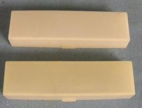 1968 Cadillac Convertible Interior Lens 1 Pair USED Free Shipping In The USA