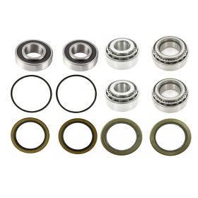 1960 1961 1962 1963 1964 1965 1966 Cadillac (EXCEPT Commercial Chassis) Wheel Bearing and Seal Kit (14 Pieces) REPRODUCTION Free Shipping In The USA