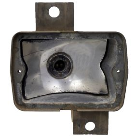 1960 Cadillac Inner Fog Light Lamp Housing Assembly Left Drivers Side USED Free Shipping In The USA