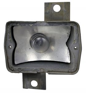 1960 Cadillac Inner Fog Light Lamp Housing Assembly Right Passenger Side USED Free Shipping In The USA