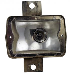 1960 Cadillac Outer Parking Light Lamp Housing Assembly Left or Right Side USED Free Shipping In The USA