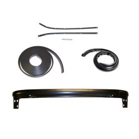 1961 1962 1963 1964 Cadillac Convertible Header Kit (5 Pieces) REPRODUCTION Free Shipping In The USA