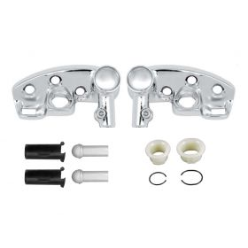 1961 1962 1963 1964 Cadillac Convertible Sun Visor Bracket Kit (10 Pieces) REPRODUCTION Free Shipping In the USA