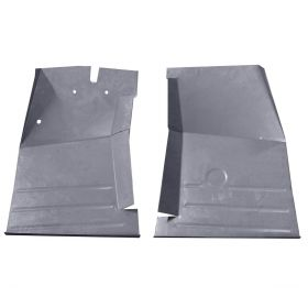 1939 1940 Cadillac Series 62 Front Floor Pans 1 Pair REPRODUCTION