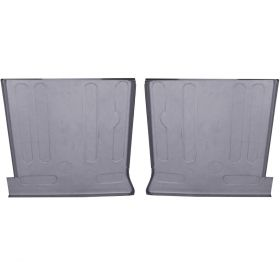 1939 1940 Cadillac Series 62 And LaSalle Rear Floor Pans 1 Pair REPRODUCTION