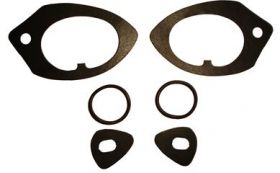 1961 1962 Cadillac Outside Door Handle Gasket Set (6 Pieces) REPRODUCTION
