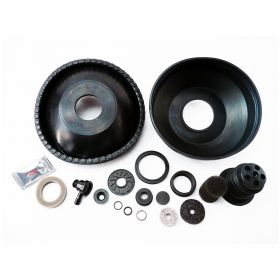 1977 1978 1979 Cadillac Delco Moraine Brake Booster Repair Kit 9 Inch Dual Diaphragm 17 Pieces REPRODUCTION Free Shipping In The USA
