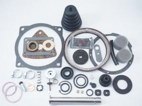 1958 Cadillac Bendix Treadle-Vac Brake Booster and Master Cylinder Repair Kit REPRODUCTION Free Shipping In The USA