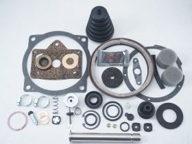 1956 Cadillac Bendix Treadle-Vac Brake Booster and Master Cylinder Repair Kit REPRODUCTION Free Shipping In The USA