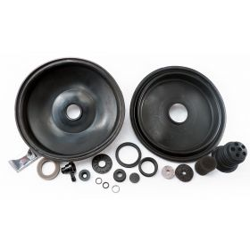 1979 1980 1981 1982 1983 Cadillac Delco Moraine Brake Booster Repair Kit 11 Inch Dual Diaphragm REPRODUCTION Free Shipping In the USA