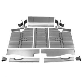 1959 1960 Cadillac Trunk Floor Pan Assembly REPRODUCTION