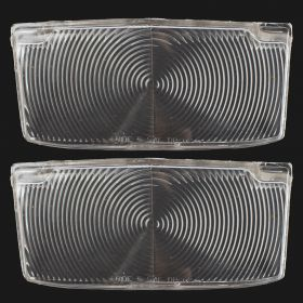1962 Cadillac Parking Turn Signal Lenses 1 Pair REPRODUCTION Free Shipping In The USA