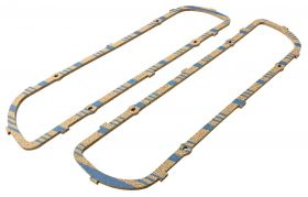 1963 1964 1965 1966 1967 Cadillac Valve Cover Gaskets 1 Pair REPRODUCTION Free Shipping In The USA