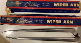 1963 1964 Cadillac (Except Series 75 & CC) Wiper Arms Pair 1 NOS Free Shipping In The USA 2