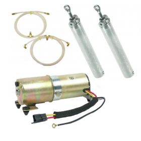 1963 1964 Cadillac Convertible Top Motor And Cylinder Kit (5 Pieces) REPRODUCTION Free Shipping In The USA