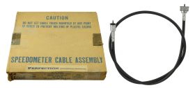 1972 Cadillac (See Details) Speedometer Drive Cable With Casing NOS Free Shipping In The USA