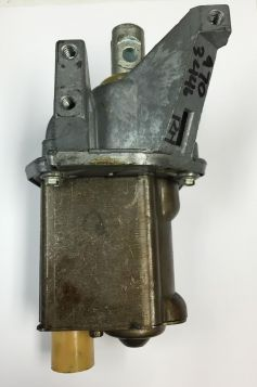 1965 1966 1967 Cadillac Vent Window Motor Right (passenger) Rebuilt With New Gear Free Shipping In The USA.
