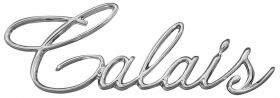 1965 1966 1967 1968 1969 1970 Cadillac Calais Quarter Panel Script REPRODUCTION Free Shipping In The USA