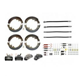 1967 1968 Cadillac (See Details) Deluxe Drum Brake Kit (78 Pieces) REPRODUCTION Free Shipping In The USA