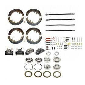 1967 1968 Cadillac (See Details) Master Drum Brake Kit With Bearings and Seals (92 Pieces) REPRODUCTION Free Shipping In The USA