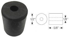 1936 1937 1938 1939 1940 1941 1942 1946 1947 1948 1949 1950 Cadillac Anti-Rattle Rubber Roller REPRODUCTION