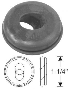 1941 1942 1946 1947 1948 1949 1950 1951 1952 1953 Cadillac Firewall Grommet REPRODUCTION