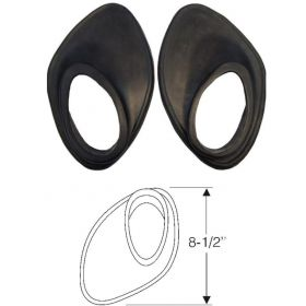 1934 1935 Cadillac (See Details) Side Mount Spare Wheel Grommets 1 Pair REPRODUCTION Free Shipping In The USA