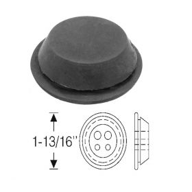 1949 Cadillac Firewall Hood Release Rubber Grommet REPRODUCTION Free Shipping In The USA
