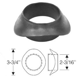 1937 Cadillac LaSalle Series 50 and Series 60 (See Details) Fuel Neck Rubber Grommet REPRODUCTION Free Shipping In The USA