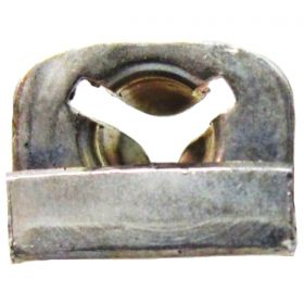 1937 1938 Cadillac (See Details) Front Bow Rubber Fastening Clip REPRODUCTION Free Shipping (See Details)