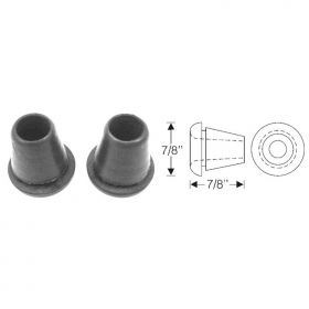 1942 1946 1947 Cadillac (See Details) Rubber Wiring Grommets 1 Pair REPRODUCTION Free Shipping  (See Details)