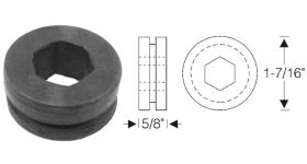 1934 1935 1936 1937 1938 1939 1940 Cadillac (See Details) Exhaust Support Rubber Grommet REPRODUCTION