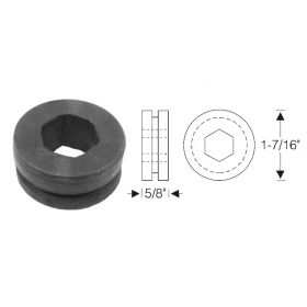 1934 1935 1936 1937 1938 1939 1940 Cadillac (See Details) Rear Rubber Spring Bushing REPRODUCTION Free Shipping In The USA
