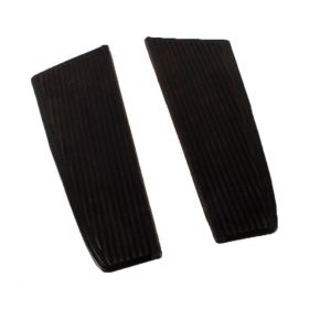 1942 1946 1947 Cadillac (See Details) Door Opening Step Rubber Pads 1 Pair REPRODUCTION Free Shipping In The USA