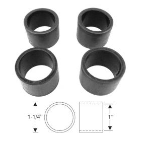 1946 1947 1948 1949 1950 1951 1952 1953 1954 1955 1956 1957 1958 1959 1960 Cadillac Inner Lower Suspension Arm Seals Set (4 pieces) REPRODUCTION Free Shipping In The USA