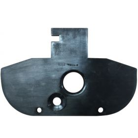 1938 1939 1940 Cadillac Series 75 and Series 90 Steering Column Rubber Floorplate REPRODUCTION Free Shipping In The USA