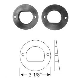 1950 Cadillac Back Up Light Rubber Mounting Pads 1 Pair REPRODUCTION Free Shipping In The USA