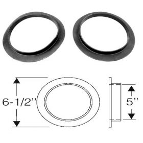 1958 1959 1960 1961 1962 1963 1964 1965 Cadillac (See Details) Rear Coil Spring Insulators 1 Pair REPRODUCTION Free Shipping In The USA